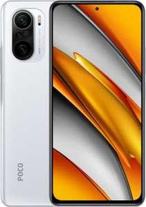"""Smartphone 6.67"""" Xiaomi Poco F3 (FHD+, SnapDragon 870, 8 Go RAM, 256 Go, blanc) - reconditionné Comme Neuf à 226.31€ ou Très Bon à 214.77€"""