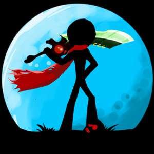 Application Stickman Ghost Premium: Ninja Warrior Gratuite sur Android