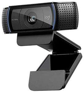 Webcam Logitech C920s HD Pro - Full HD (d''occasion - Comme neuf)