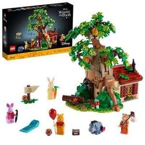 Jouet Lego Ideas Winnie l'Ourson - 21326