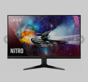 "Écran PC 24"" Acer Nitro QG241YPBMIIPX - Full HD, Freesync"