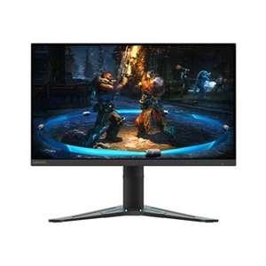 """Ecran PC gaming 27"""" Lenovo G27-20 - Full HD IPS, 144 Hz, HDR, 1 ms, FreeSync"""
