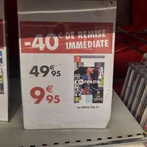 FIFA 21 Edition Essentielle sur Nintendo Switch - Evry 2 (91)