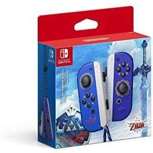 Paire de manettes Joy-Con Edition The Legend of Zelda : Skyward Sword HD ( Occasion - tres bon)
