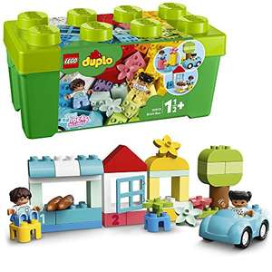 Jeu de Construction avec Rangement Lego 10913 Duplo pour Bébé de 1 an et Plus