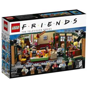Jeu de construction Lego Ideas Friends (21319 - Central Perk)