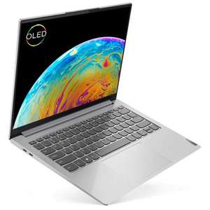 "PC Portable 14"" Lenovo Yoga Slim 7 Pro 14ARH5 - OLED 2.8K 90Hz, HDR 500 & Dolby Vision, Ryzen 7 5800H, RAM 16 Go, SSD 1 To (Via ODR de 250€)"