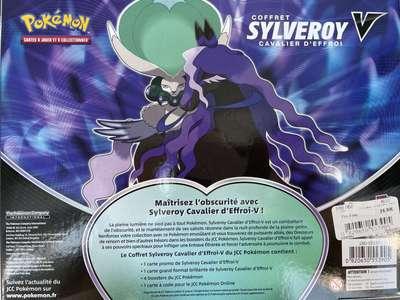 Coffret cartes Pokémon Sylveroy - Douai (59)