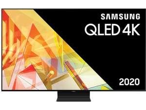 "TV QLED 55"" Samsung 55Q95T (2020) - 4K UHD, Smart TV, HDR, 100Hz (artencraft.be - Frontaliers Belgique)"