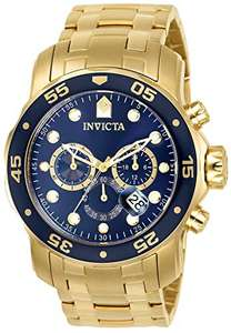 Montre Invicta Pro Diver SCUBA 0073 Homme, 48 mm