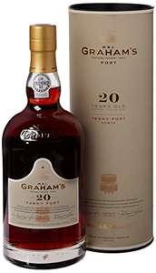 Bouteille de Porto Graham's - 20 ans d'âge, 75 cl