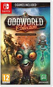 Oddworld: Collection sur Switch