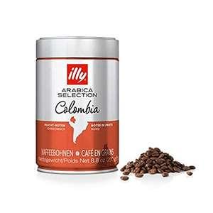 Lot de 6 boîtes de café en grains Illy Arabica Selection Colombia - 6x250 g (vendeur tiers)