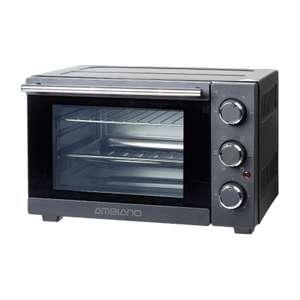 Mini-four Ambiano 1200 W, 15L, Minuterie 60 minutes, 6 modes de cuisson