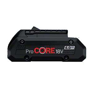 Batterie 18V Bosch ProCore (1600A016GB) - 4Ah