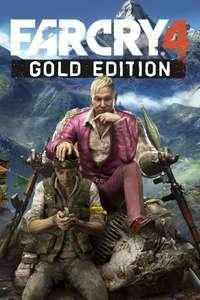 Far Cry 4 Gold Edition sur Xbox One & Series X S (Dématérialisé - Via VPN Argentine)