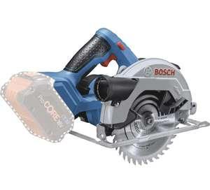 Scie Circulaire sans-fil Bosch Professional GKS 18V-57 06016A2200 (sans chargeur, ni batterie)