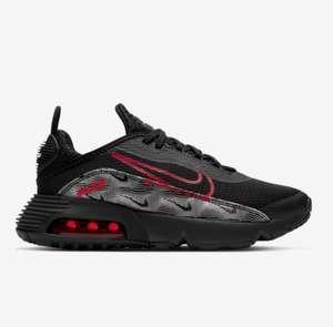 Baskets Nike Air Max 2090 - Noir/argent/rouge