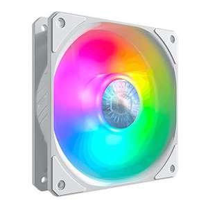 Ventilateur de Boîtier PC Cooler Master SickleFlow 120 RGB - ARGB Reverse ou ARGB White Ed