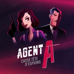 Jeu Agent A - Casse-tête d'espions sur Nintendo Switch (Dématérialisé)