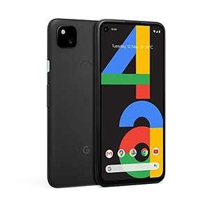 """Smartphone 5.81"""" Google Pixel 4a - full HD+, SnapDragon 730G, 6 Go de RAM, 128 Go, noir (Reconditionné - Comme neuf)"""