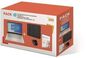 "PC Ultra Portable 14"" HP 14s-dq2027nf - Intel Core i3, 8 Go RAM, 256 Go SSD, Gris + Housse HP 14"" Gris + Souris sans fil HP + Microsoft 365"