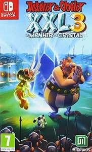 Asterix & Obelix XXL 3 sur Switch