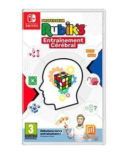 Professeur Rubik's Entraînement Cérébral sur Nintendo Switch