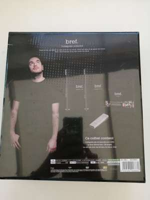 Coffret DVD Bref l'intégrale collector - Royan (17)