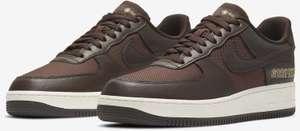 Chaussures Nike Air Force 1 GTX Gore-Tex - marron ou vert (tailles 40, 40 1/2 ou 49 1/2)