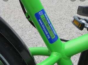 Marquage de vélos Bicycode gratuit à Caen (14)
