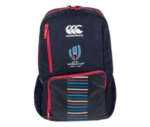 Sac à dos Canterbury Coupe du Monde de Rugby 2019 - Bleu
