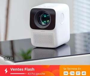 Vidéoprojecteur Xiaomi Wanbo T2 Max - Full HD, LCD, Android, Stockage 16 Go