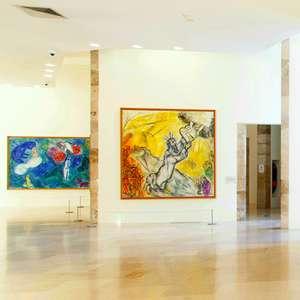 Entrée gratuite au Musée National Marc Chagall - Nice (06)