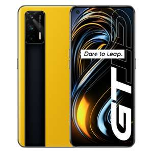 "Smartphone 6.21"" Realme GT 5G - 128 Go, Plusieurs coloris"