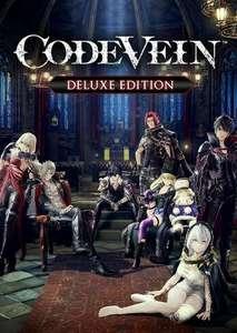 Code Vein Deluxe Edition sur PC (Dématérialisé - Steam)