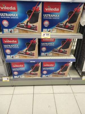Set de nettoyage Vileda Ultramax Microfibre Sensitive - Grosbliederstroff (57), Vault en Vélin (69)