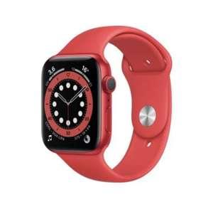Montre connectée Apple Watch Series 6 (GPS) - Boitier 44 mm, Rouge (+10.92€ en Rakuten Points)