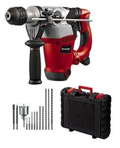 Kit Marteau Perforateur Einhell RT-RH 32 - 1250 W, Coffret de Rangement Inclus -