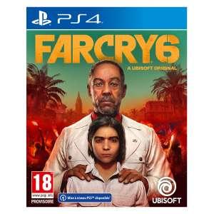 [Précommande] Far Cry 6 sur PS4