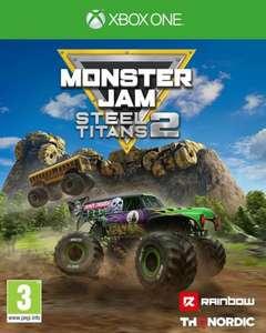 Sélection de jeux en promotion - Ex: Monster Jam Steel Titants 2 sur Xbox One