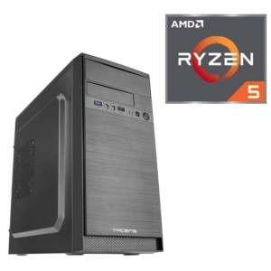 PC Fixe PPO - Ryzen 5 3400G, 8Go RAM, 240Go SSD