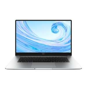 "PC Portable 15.6"" Huawei MateBook D 15 2020 - i3-10110U, 8 Go RAM, 256 Go SSD + Bracelet connecté Huawei Band 4"