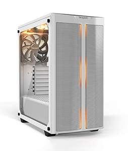 Boitier PC Be Quiet! Pure Base 500DX RGB avec Panneau vitré - Blanc