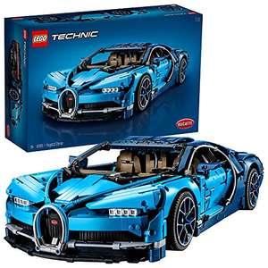 Jeu de Construction Lego Technic (42083) - Bugatti Chiron