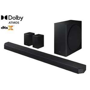 [Adhérents] Barre de son Samsung HW-Q950A - Son 11.1.4, Dolby Atmos, DTS:X, Airplay 2 (Via ODR 200€)