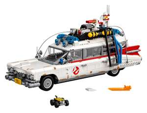 Jouet Lego Creator - ECTO-1 SOS Fantômes (10274)