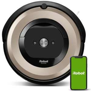 Aspirateur robot iRobot Roomba E6198 (+20€ en Carte Cadeau)