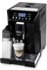 Machine à café automatique avec système à lait De'Longhi Eletta ECAM 46.860.B (Occasion - Acceptable)