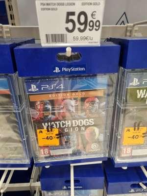 Watch Dogs Legion - Édition Gold sur PS4 - St Sébastien (44)